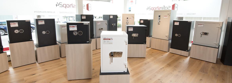 Ausstellung Safeshop24 Gamprin-Bendern