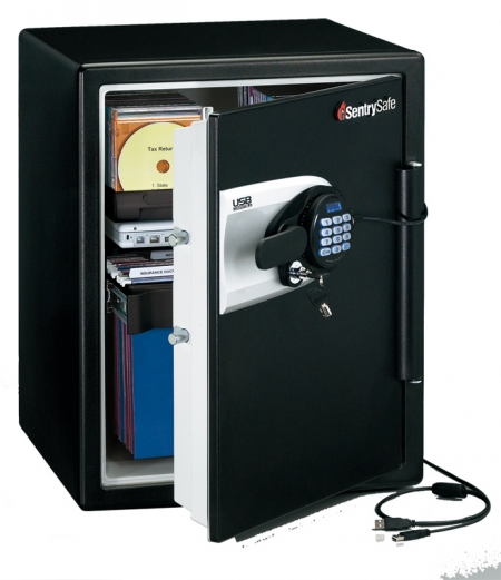 Sentry Safe Datentresor QE5541 USB