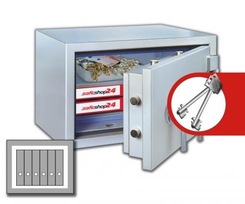 DSP Feuersicherer Wertschutzschrank FeuerPlus 50