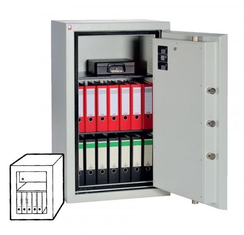 Sistec Wertschutzschrank SE I-0 LFS60P