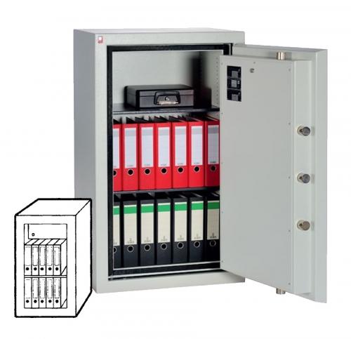 Sistec Wertschutzschrank SE I-1 LFS60P