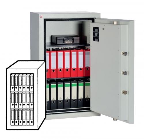 Sistec Wertschutzschrank SE I-2 LFS60P