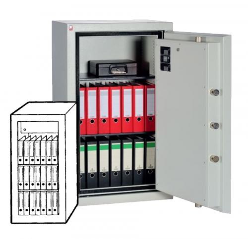 Sistec Wertschutzschrank SE I-3 LFS60P