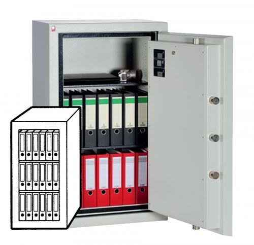 Sistec Wertschutzschrank SE II-2 LFS60P