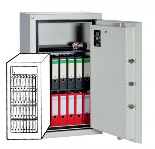 Sistec Wertschutzschrank SE II-4 LFS60P