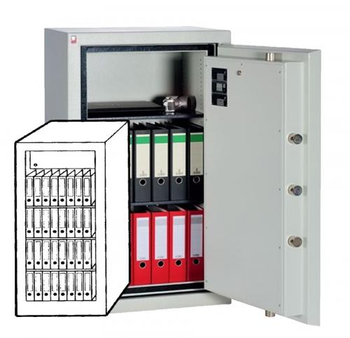 Sistec Wertschutzschrank SE II-5 LFS60P