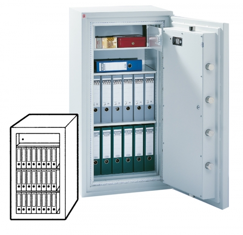 Sistec Wertschutzschrank SE III-138/1
