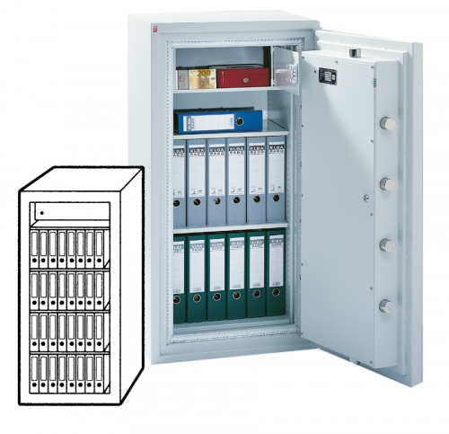 Sistec Wertschutzschrank SE III-173/1