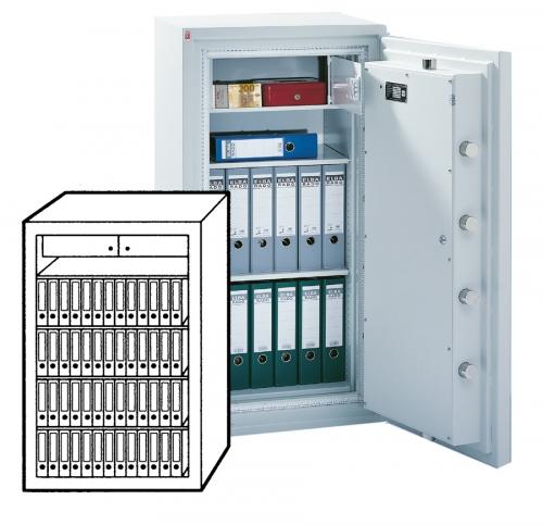 Sistec Wertschutzschrank SE III-180/2