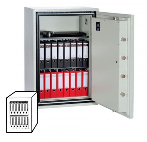 Sistec Wertschutzschrank SE III-LFS 86/0