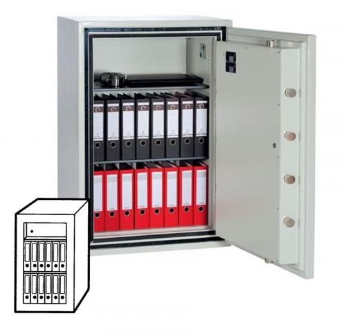Sistec Wertschutzschrank SE III-LFS 103/0