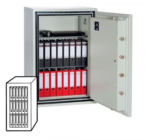 Sistec Wertschutzschrank SE III-LFS 120/0