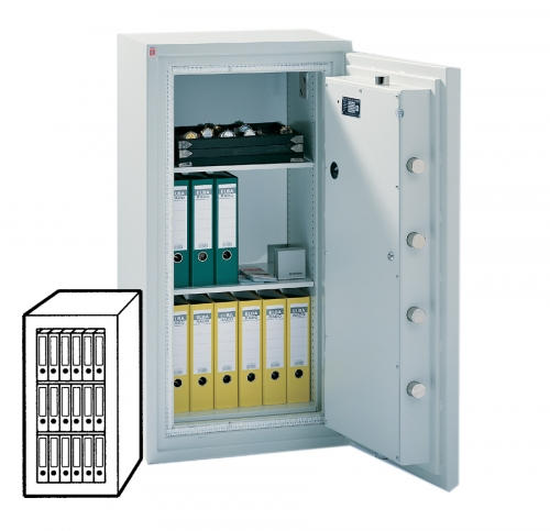 Sistec Wertschutzschrank SE IV-120/0