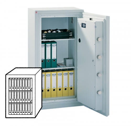 Sistec Wertschutzschrank SE IV-120/1