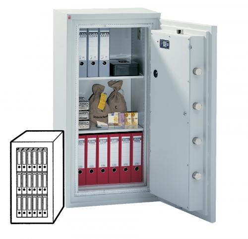 Sistec Wertschutzschrank SE V-120/0