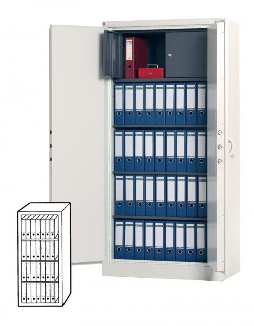 Sistec Aktenlagerschrank TSS 1 (Standard)