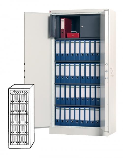 Sistec Aktenlagerschrank TSS 11 (Standard)