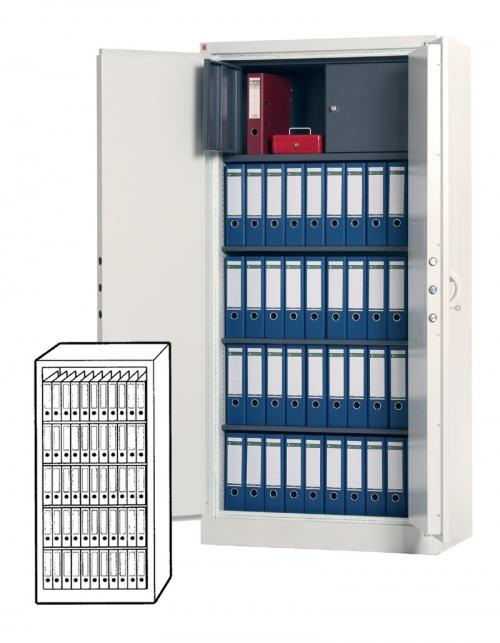 Sistec Aktenlagerschrank TSS 2 (Standard)