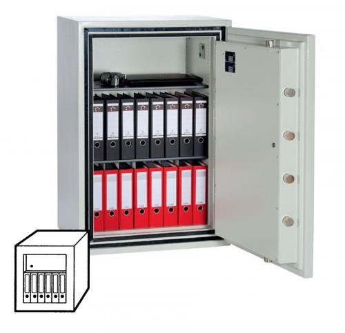 Sistec Wertschutzschrank SE III-LFS 69/0