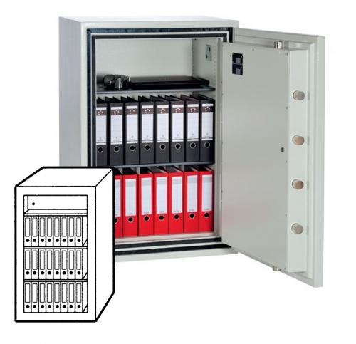Sistec Wertschutzschrank SE III-LFS 138/1
