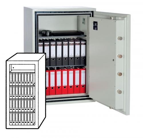 Sistec Wertschutzschrank SE III-LFS 173/1