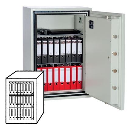 Sistec Wertschutzschrank SE III-LFS 120/1