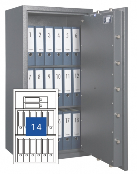 Format Wertschutzschrank Gemini Pro 40