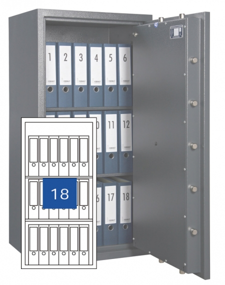 Format Wertschutzschrank Gemini Pro 50