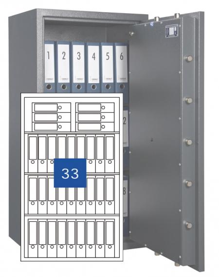 Format Wertschutzschrank Gemini Pro 60