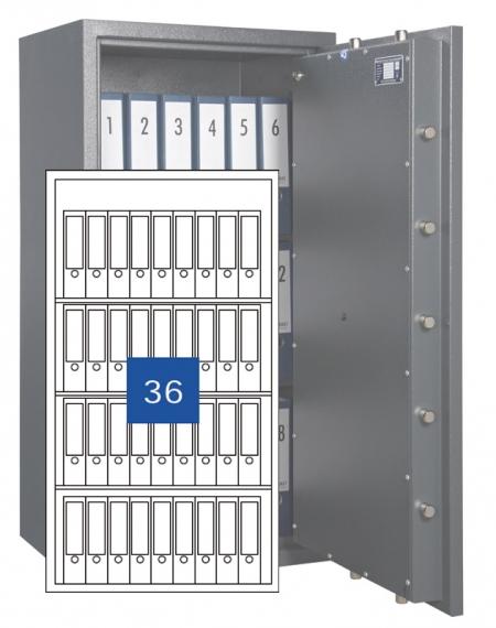Format Wertschutzschrank Gemini Pro 75