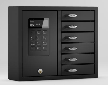 Planetstar Schlüsselausgabesystem KeyIntellico-Premium black 6