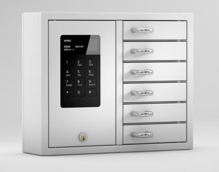 Planetstar Schlüsselausgabesystem KeyIntellico-Premium 6