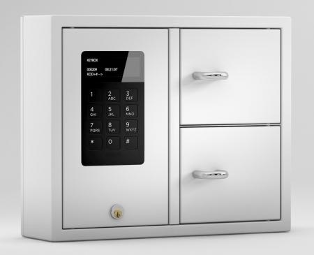 Planetstar Schlüsselausgabesystem KeyIntellico-Premium 2