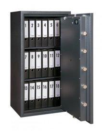 Format Wertschutzschrank Topas Pro 40 mit Elektronikschloss (RAL 7024 graphitgrau)