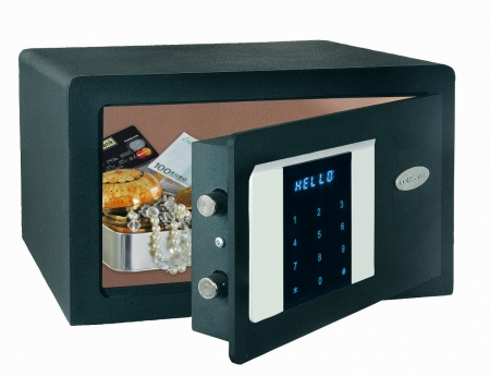 Rottner Elektronik Möbeleinsatztresor Prestige 200