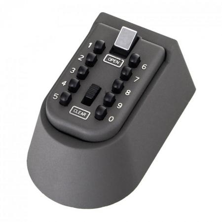 Rottner Schlüsselsafe Keykeeper - defekte Verpackung