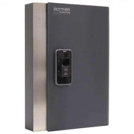 Rottner Schlüsselschrank Key Pro 24 Fingerprint