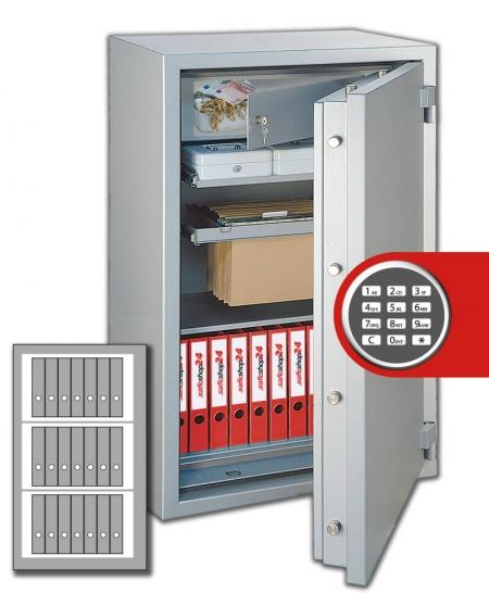 DSP Feuersicherer Wertschutzschrank Energy 120