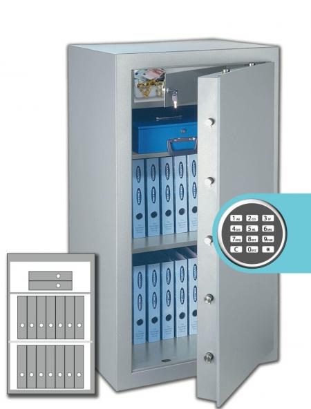 Rottner Wertschutzschrank Opal OPD-100 IT